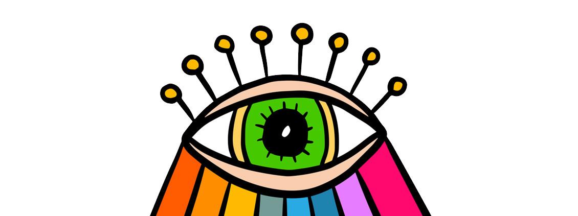 Blickkontakt - Schau mir in die Augen