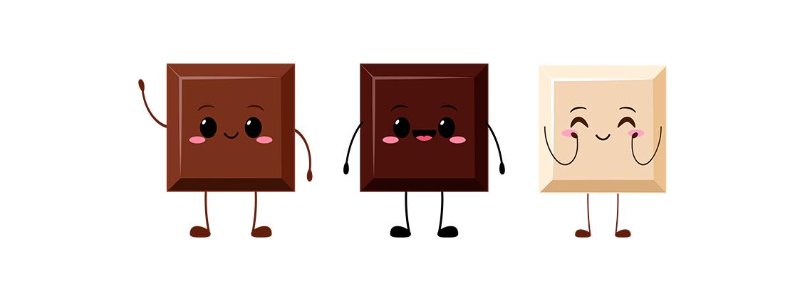 Schokolade Stimmungsaufheller